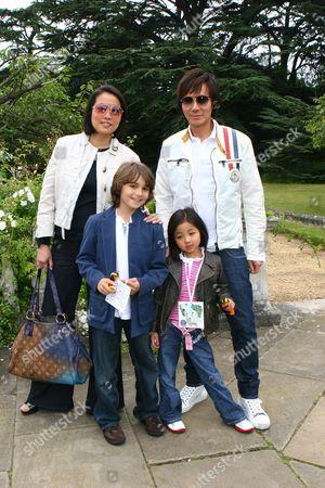 Andy and Patti Wong