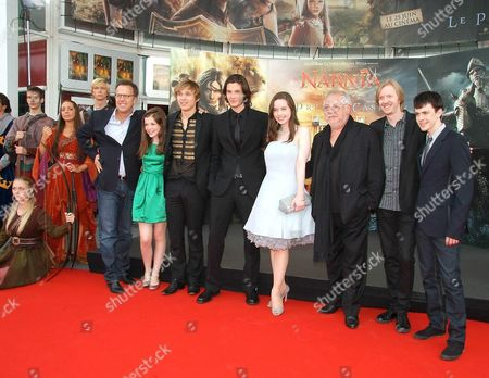 Editorial picture of 'The Chronicles of Narnia: Prince Caspian' film premiere held at Disneyland Paris, France - 20 Jun 2008