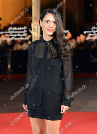 Us Director Lucy Mulloy Arrives For the Screening of 'Song of Marion' During the 12th Annual Marrakech International Film Festival in Marrakech Morocco 06 December 2012 the Movie is Presented out of Competition at the Festival That Runs From 30 November to 08 December 2012 Morocco Marrakesh