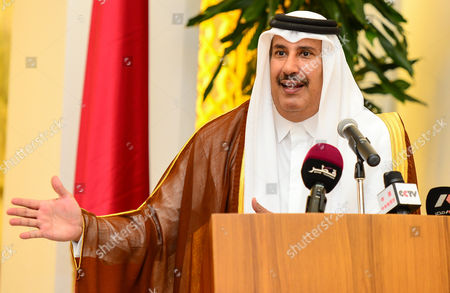 Editorial image of Qatar Egypt Prime Minister Visit - Apr 2013
