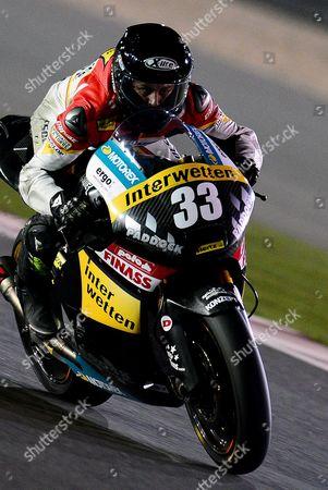 Editorial image of Qatar Motorcycling Grand Prix 2013 - Apr 2013
