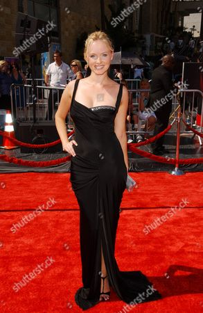 Editorial photo of 35th Annual Daytime Emmy Awards, Arrivals, Los Angeles, America - 20 Jun 2008