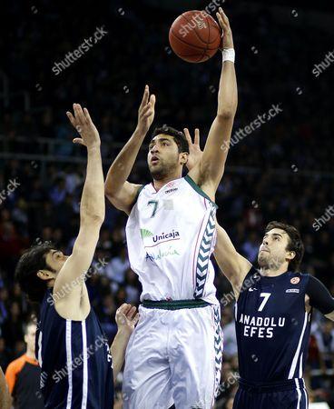 Editorial photo of Turkey Basketball Euroleague - Mar 2013