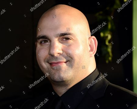 Us Producer Ahmet Zappa Arrives For the World Premiere of 'The Odd Life of Timothy Green' at the El Capitan Theatre in Hollywood California Usa 06 August 2012 United States Hollywood