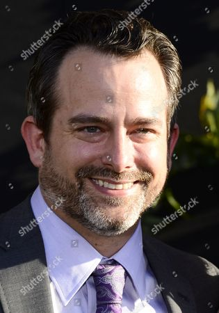Us Composer Geoff Zanelli Arrives For the World Premiere of 'The Odd Life of Timothy Green' at the El Capitan Theatre in Hollywood California Usa 06 August 2012 United States Hollywood