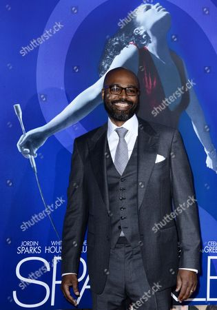 Us Director Producer Salim Akil Arrives For the World Premiere of 'Sparkle' at Grauman's Chinese Theatre in Hollywood California Usa 16 August 2012 United States Hollywood