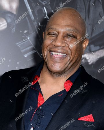 Us Actor Tiny Lister Arrives For the World Premiere of 'The Expendables 2' at Grauman's Chinese Theatre in Hollywood California Usa 15 August 2012 United States Hollywood