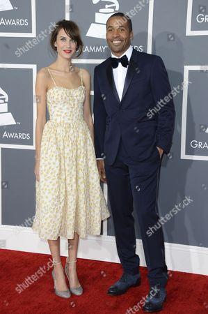 Editorial image of Usa Grammy Awards 2013 - Feb 2013