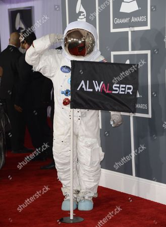 Swiss Musical Artiist Al Walser Arrives For the 55th Annual Grammy Awards in Los Angeles California Usa 10 February 2013 United States Los Angeles