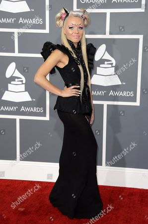 Editorial photo of Usa Grammy Awards 2013 - Feb 2013