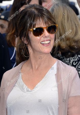 Us Actress Pam Dawber Attends the Hollywood Walk of Fame Ceremony For Her Husband Us Actor Mark Harmon in Hollywood California Usa 01 October 2012 Harmon was Awarded the 2 482nd Star on the Hollywood Walk of Fame in Category of Television United States Hollywood