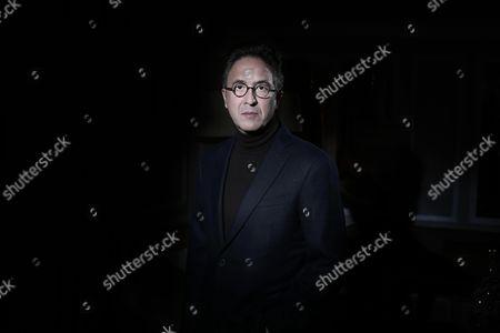 Editorial image of Aquilino Morelle, Paris, France - 09 Jan 2017