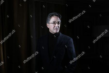 Editorial picture of Aquilino Morelle, Paris, France - 09 Jan 2017