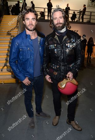 Thom Evans and David Blakeley