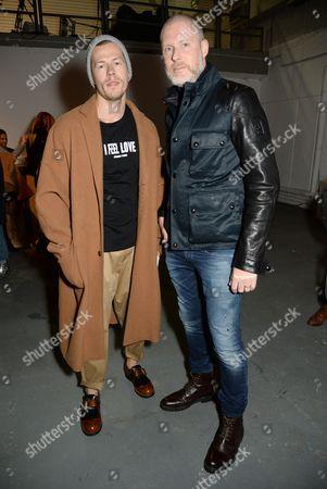 Gregory Emvy and Jean-David Malat