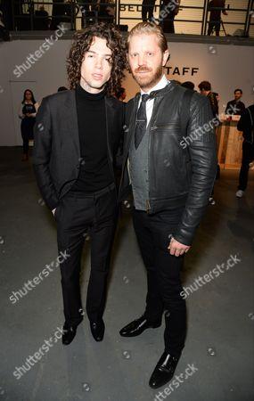 Todd Dorigo and Alistair Guy