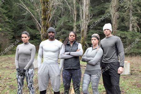 Editorial image of 'American Grit' TV Series - 2016