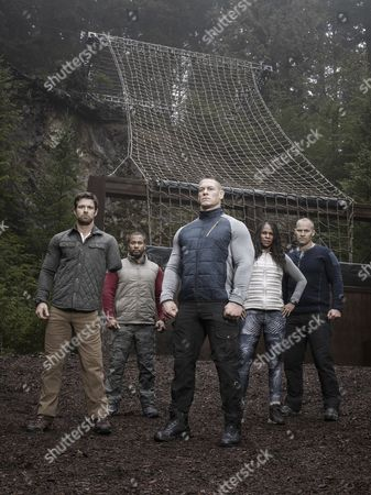 Editorial picture of 'American Grit' TV Series - 2016