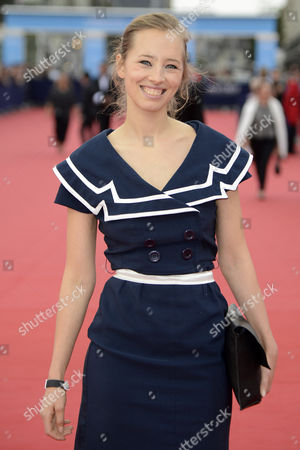 French Actress Isild Le Besco Arrives For the Screening of 'The Bourne Legacy' During the 38th Deauville American Film Festival in Deauville France 01 September 2012 France Deauville