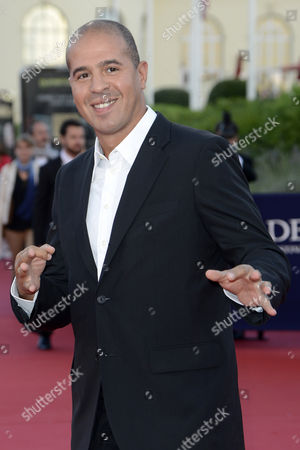 French Dj Cut Killer Arrives For the Screening of 'Killer Joe' During the 38th Deauville American Film Festival in Deauville France 02 September 2012 France Deauville