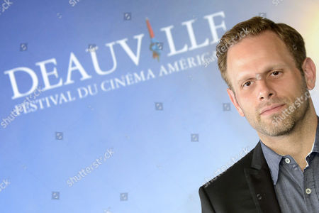 Us Director Matt Ruskin Poses For Photographers at the Photocall For 'Booster' During the 38th Deauville American Film Festival in Deauville France 04 September 2012 the Movie is Presented in the Official Competition of the Festival Which Runs From 31 August to 09 September France Deauville