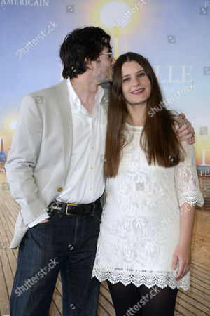 Editorial picture of France American Deauville Film Festival 2012 - Sep 2012
