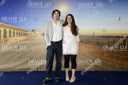 Editorial image of France American Deauville Film Festival 2012 - Sep 2012