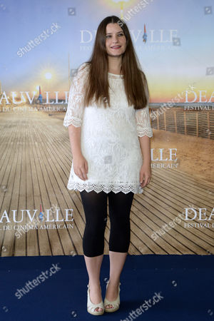 Canadian Director Melanie Shatzky Poses For Photographers at the Photocall For 'Francine' During the 38th Deauville American Film Festival in Deauville France 05 September 2012 the Movie is Presented in the Official Competition of the Festival Which Runs From 31 August to 09 September France Deauville