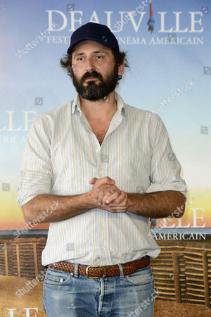 French Director Quentin Dupieux Poses at a Photocall For 'Wrong' During the 38th Deauville American Film Festival in Deauville France 03 September 2012 the Festival Runs From 31 August to 09 September France Deauville