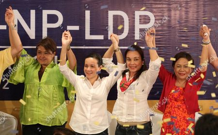 Editorial picture of Philippines Midterm Elections - Oct 2012