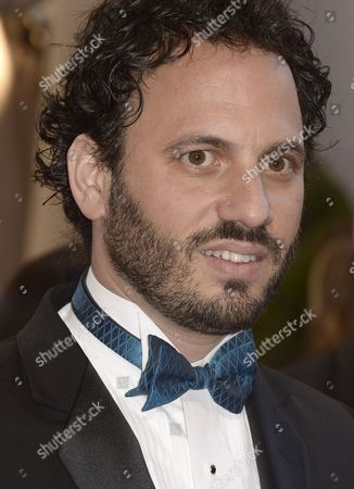 Israeli Cinematographer Guy Davidi Arrives on the Red Carpet For the 85th Academy Awards at the Dolby Theatre in Hollywood California Usa 24 February 2013 the Oscars Are Presented For Outstanding Individual Or Collective Efforts in Up to 24 Categories in Filmmaking United States Hollywood