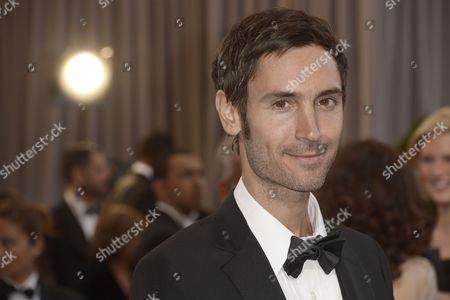 Swedish Actor Malik Bendjelloul Arrives on the Red Carpet For the 85th Academy Awards at the Dolby Theatre in Hollywood California Usa 24 February 2013 the Oscars Are Presented For Outstanding Individual Or Collective Efforts in Up to 24 Categories in Filmmaking United States Hollywood
