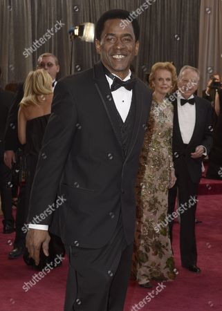 Us Actor Dwight Henry Arrives on the Red Carpet For the 85th Academy Awards at the Dolby Theatre in Hollywood California Usa 24 February 2013 the Oscars Are Presented For Outstanding Individual Or Collective Efforts in Up to 24 Categories in Filmmaking United States Hollywood