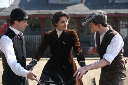 Editorial image of 'Harley And the Davidsons' TV series  - 2016