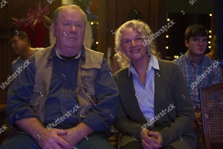 Stock Picture of (Left to Right) Biff Yeager and Carole King