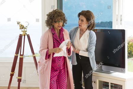 (Left to Right) Rosa Abdoo and Kelly Bishop