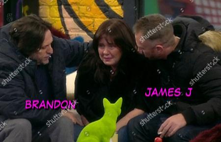 Brandon Block, Coleen Nolan, James Jordan