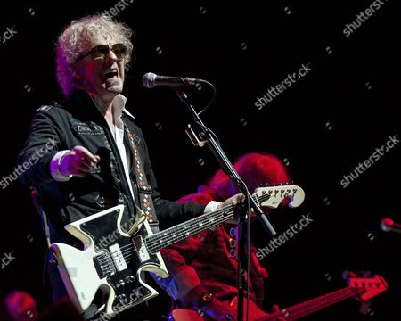 Mott The Hoople - Peter Overend Watts, Ian Hunter