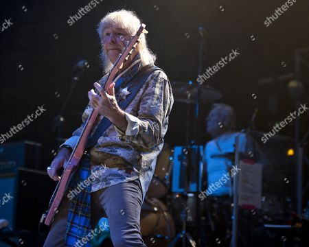 Mott The Hoople - Peter Overend Watts