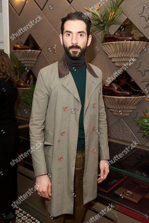 Editorial image of Christian Louboutin Party, London Fashion Week Mens, UK - 09 Jan 2017