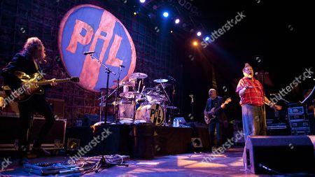 PiL - John Lydon, Bruce Smith, Lu Edmonds, Scott Firth
