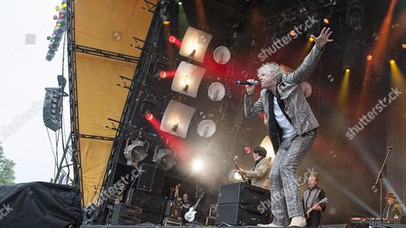 Editorial photo of Rewind Festival, Perth, UK - 20 Jul 2014