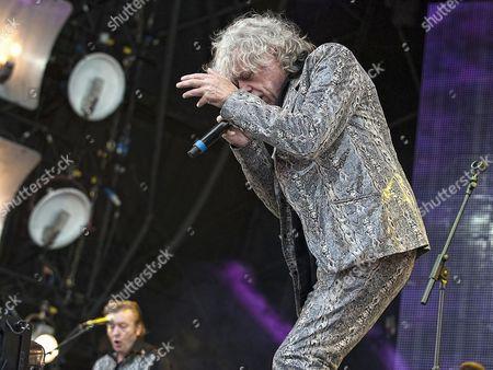 The Boomtown Rats - Bob Geldof, Pete Briquette