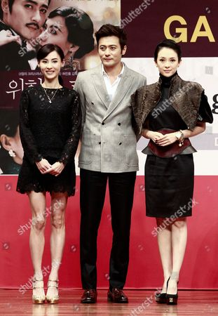 Editorial picture of South Korea Busan Film Festival - Oct 2012