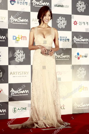 Editorial photo of South Korea Busan Film Festival - Oct 2012