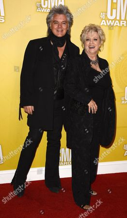 Us Singers Marty Stuart (l) and Connie Smith (r) Arrive For the 46th Annual Country Music Awards in Nashville Tennessee Usa 01 November 2012 Cma Awards Are Given in 12 Categories Voted on by Music Industry Professionals in the Country Music Association United States Nashville