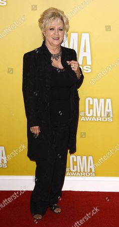Us Singer Connie Smith Arrives For the 46th Annual Country Music Awards in Nashville Tennessee Usa 01 November 2012 Cma Awards Are Given in 12 Categories Voted on by Music Industry Professionals in the Country Music Association United States Nashville