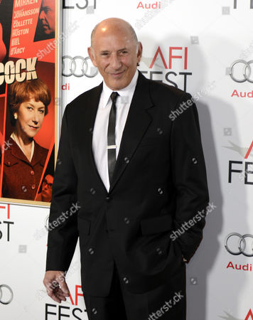 Us Actor Richard Portnow Arrives For the Hitchcock Gala Screening at the Grauman's Chinese Theatre in Hollywood California Usa 01 November 2012 United States Hollywood