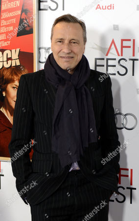 Canadian Actor Michael Wincott Arrives For the Hitchcock Gala Screening at the Grauman's Chinese Theatre in Hollywood California Usa 01 November 2012 United States Hollywood