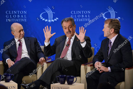 Editorial image of Usa Clinton Initiative Meeting - Sep 2012